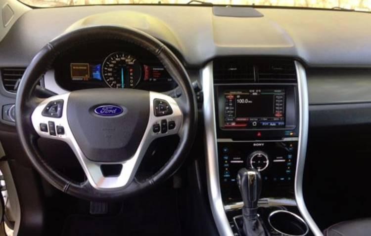 מותג חדש פורד אדג למכירה, שנת יצור 2012 רק 140,000 ₪ - קובי חלפון | טרייד CA-53